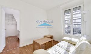 Appartement 2pièces 32m² Paris 18e