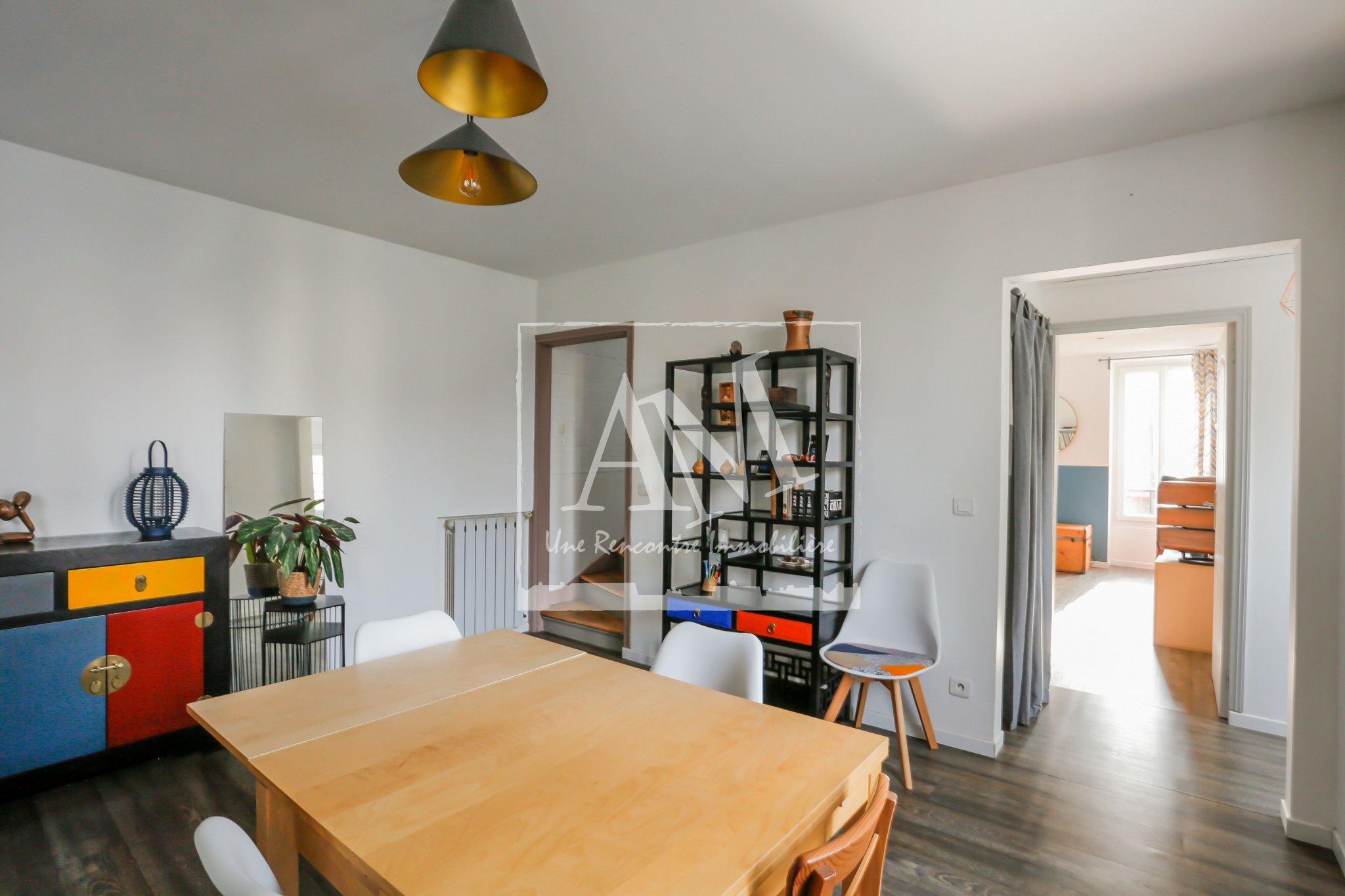 Appartement a vendre nanterre - 5 pièce(s) - 110 m2 - Surfyn