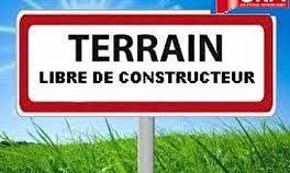 Terrain 400m² Mézières-sur-Oise