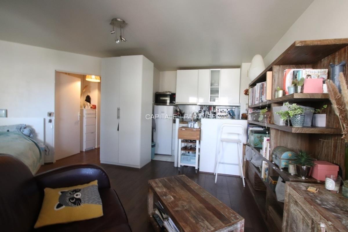 Appartement a louer boulogne-billancourt - 1 pièce(s) - 28 m2 - Surfyn