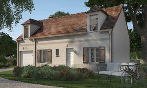 Maison neuve 6pièces 90m² Valmondois