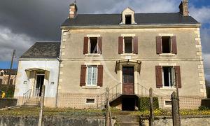 Maison 5pièces 130m² Marsais-Sainte-Radégonde