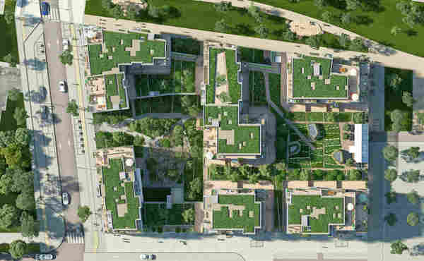 Achat Appartement Neuf 3 Pieces 57 M Rueil Malmaison 410 000