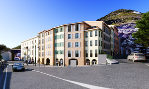 Appartement neuf 4pièces 110m² Bonifacio