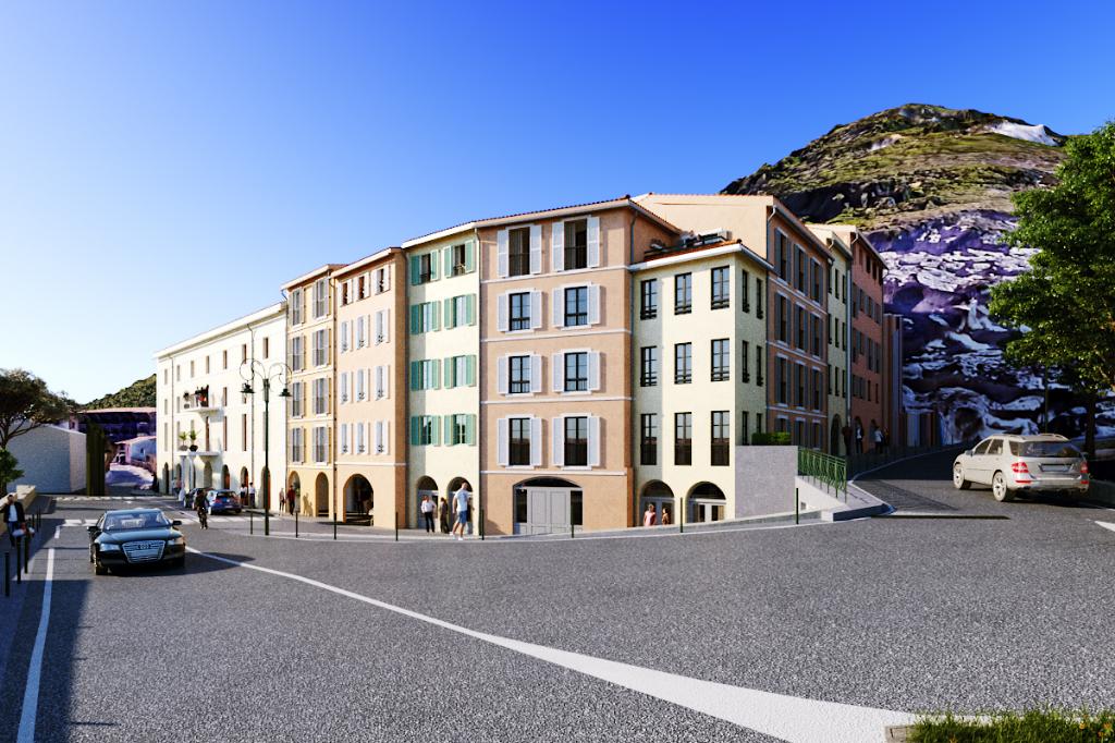 Appartement neuf 4pièces 110m² à Bonifacio