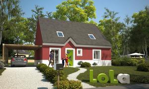 Maison neuve 5pièces 90m² Mériel
