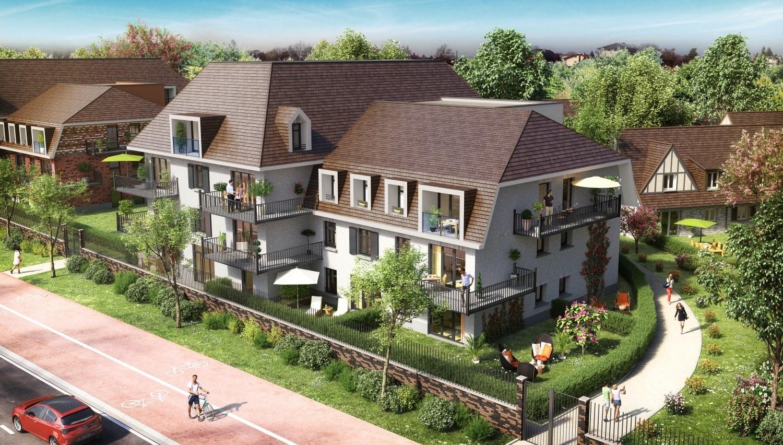 Programme immobilier les villas my art à tourcoing 34 biens neufs 146 000 à 319 000 €