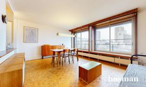 Appartement 3pièces 59m² Paris 13e
