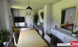 Maison 3pièces 73m² Saint-Vrain