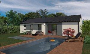 Maison neuve 4pièces 99m² Beaumont-Monteux