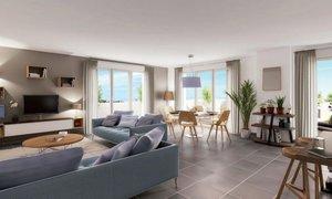 Appartement 4 pièces avec balcons (4pièces, 81m²) Neuilly-Plaisance