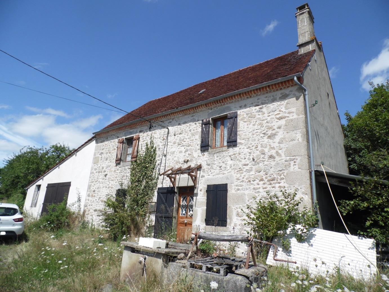 Maison 4pièces 104m² à Moutier-d'Ahun