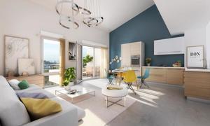 Magnifique résidence à Savigny-sur-Orge à 20 km de Paris (2à5pièces, 43à104m²) Savigny-sur-Orge