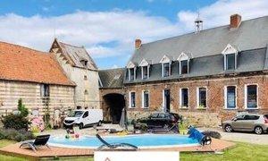 Maison 10pièces 535m² Aubigny-en-Artois