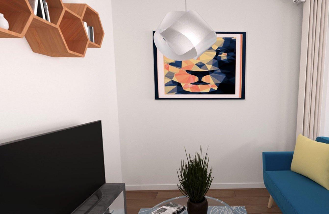 Appartement 3pièces 72m² à Mougins