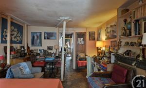 Appartement 2pièces 40m² Paris 4e
