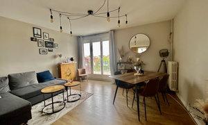 Appartement 3pièces 66m² Caen