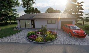 Maison neuve 5pièces 90m² Riedseltz