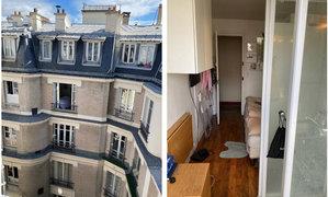 Appartement 1pièce 8m² Paris 16e
