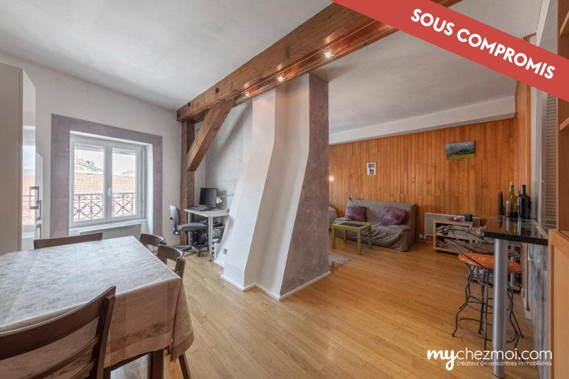 Appartement 2pièces 39m² Lyon 3e