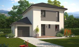 Maison neuve 4pièces 85m² Faucigny