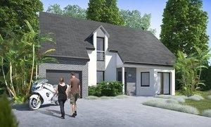 Maison neuve 5pièces 124m² Aumale