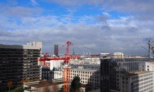 Appartement 2pièces 44m² Paris 13e