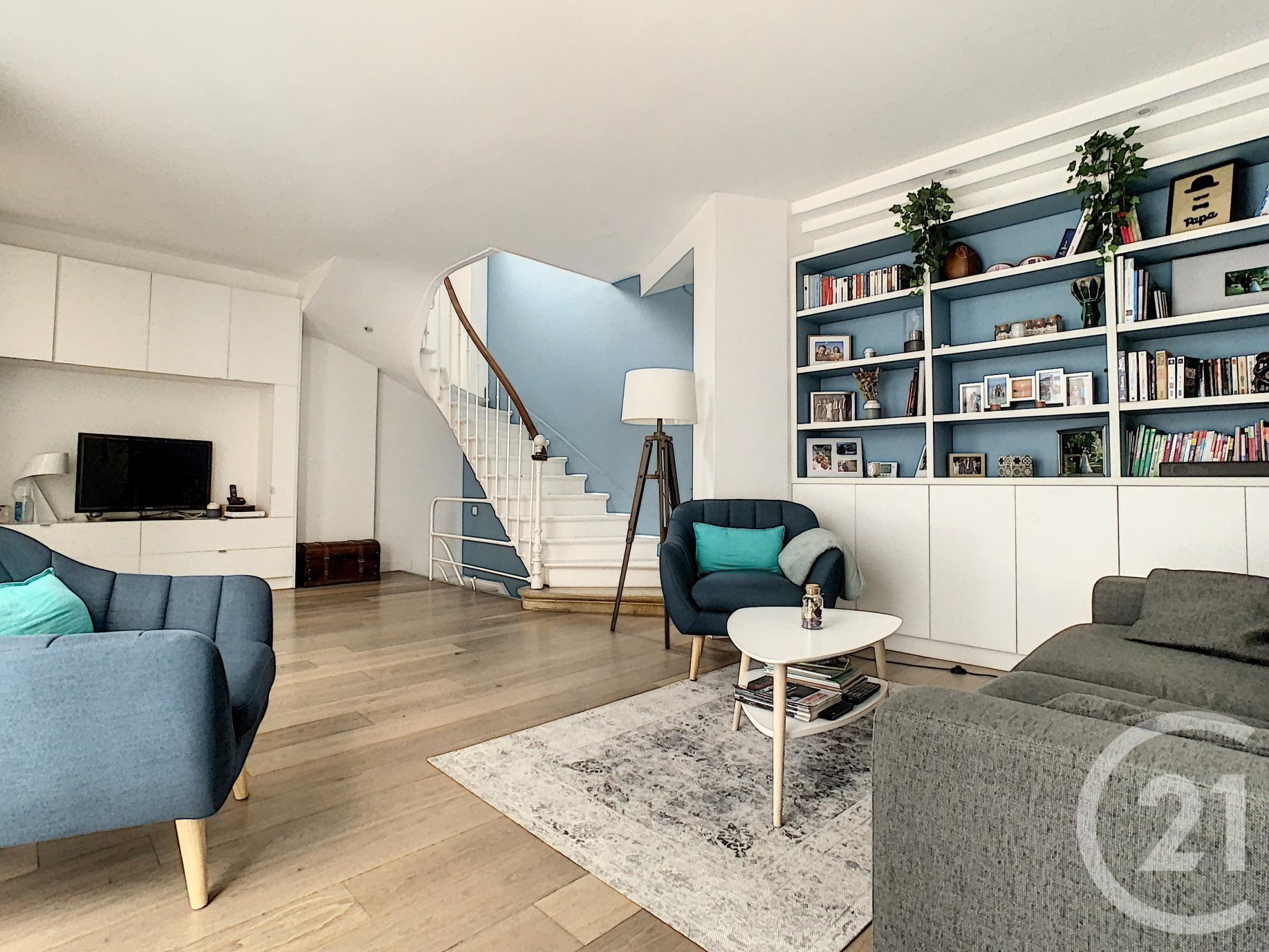Maison a vendre boulogne-billancourt - 4 pièce(s) - 100.53 m2 - Surfyn