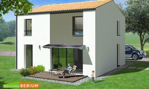 Maison neuve 4pièces 90m² Saint-Germain-Lembron