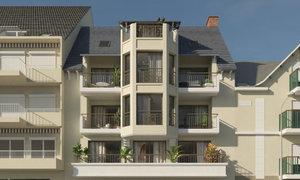 Appartement 4pièces 106m² La Baule-Escoublac
