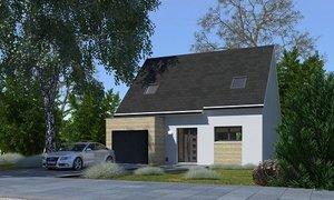 Maison neuve 4pièces 85m² Ailly-sur-Noye