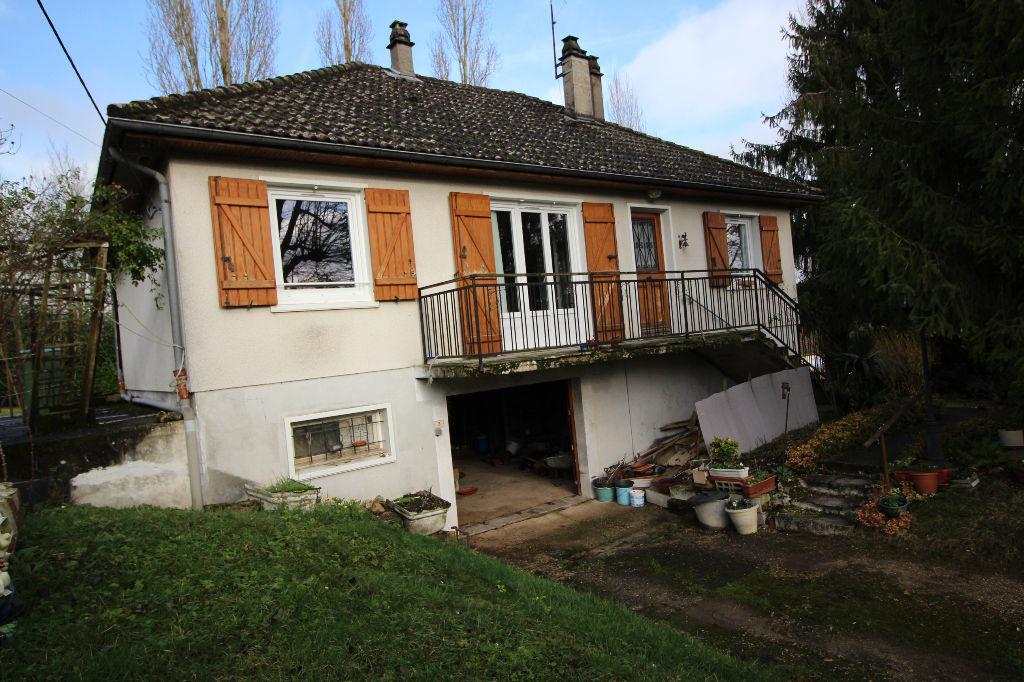 Maison 4pièces 79m² à Ervy-le-Châtel