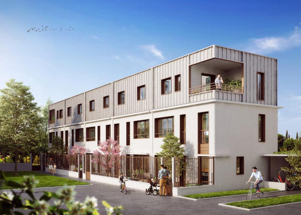 Maison a vendre colombes - 4 pièce(s) - 82.76 m2 - Surfyn