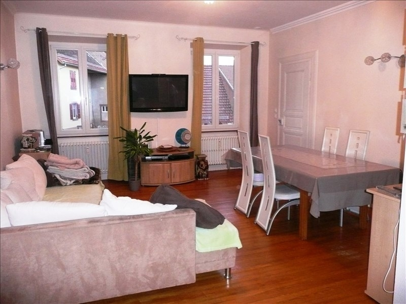 Appartement 5pièces 119m² à Reinhardsmunster