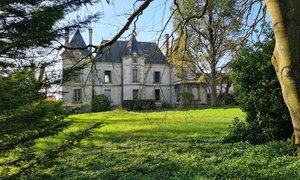 Maison 15pièces 300m² Mauzé-sur-le-Mignon