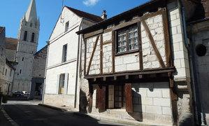 Maison 5pièces 130m² Beaulieu-lès-Loches