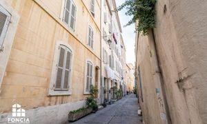 Appartement 4pièces 79m² Marseille 2e