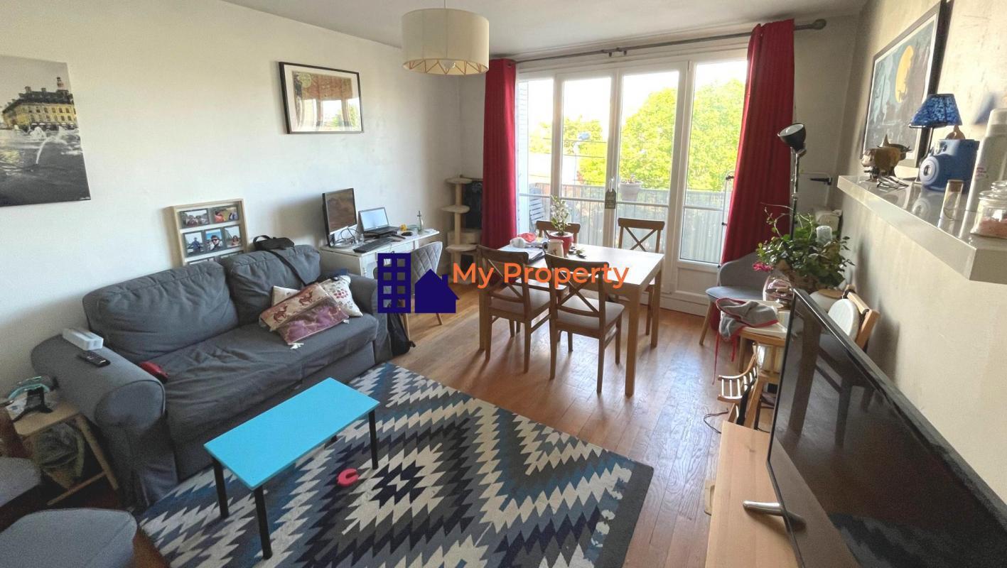 Appartement a vendre houilles - 3 pièce(s) - 59 m2 - Surfyn
