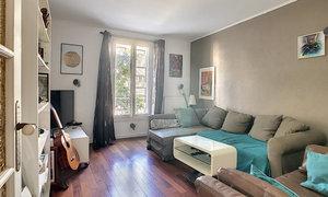 Appartement 3pièces 52m² Issy-les-Moulineaux