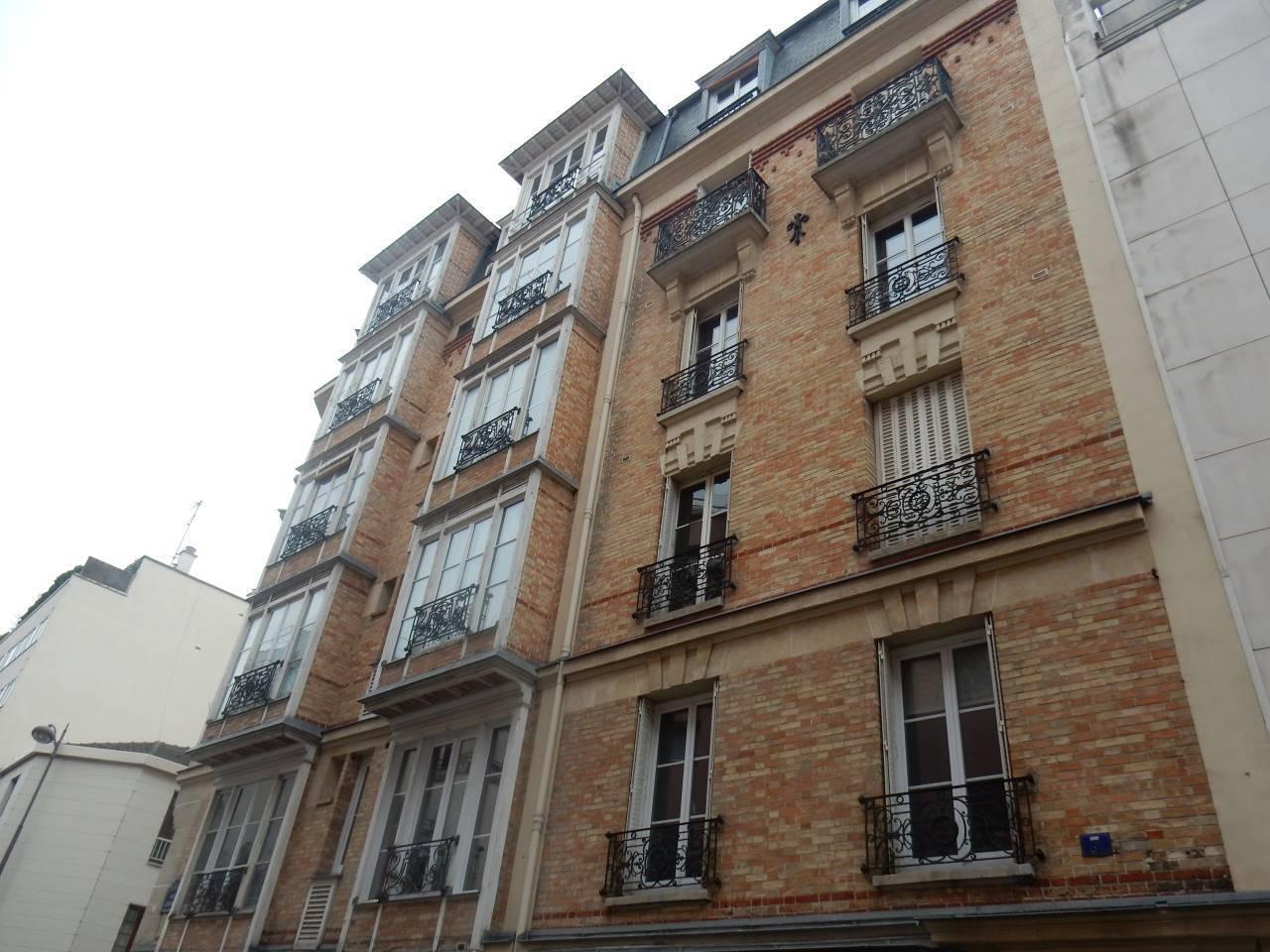 Appartement 2pièces 27m² Paris 15e