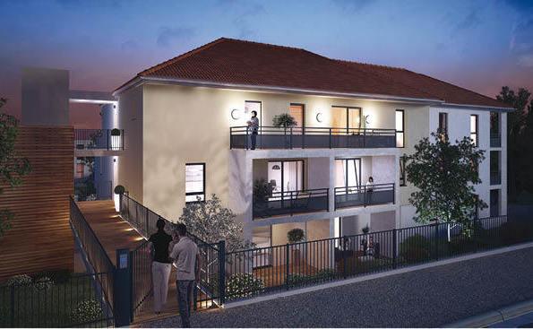 programme immobilier les trois fontaines melun. Black Bedroom Furniture Sets. Home Design Ideas