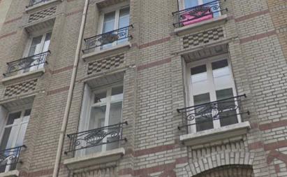 Location Studio 19 M² Paris 13e 680