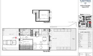 Appartement 3pièces 61m² Vaujours
