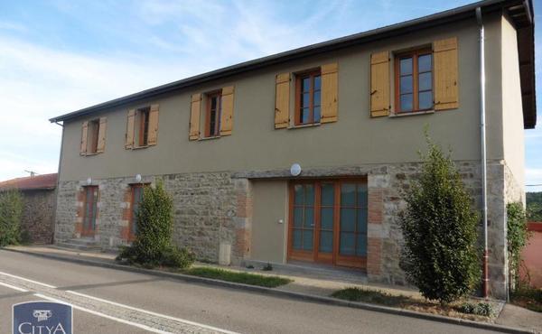 Location appartement Pélussin (42410) - Appartement à louer