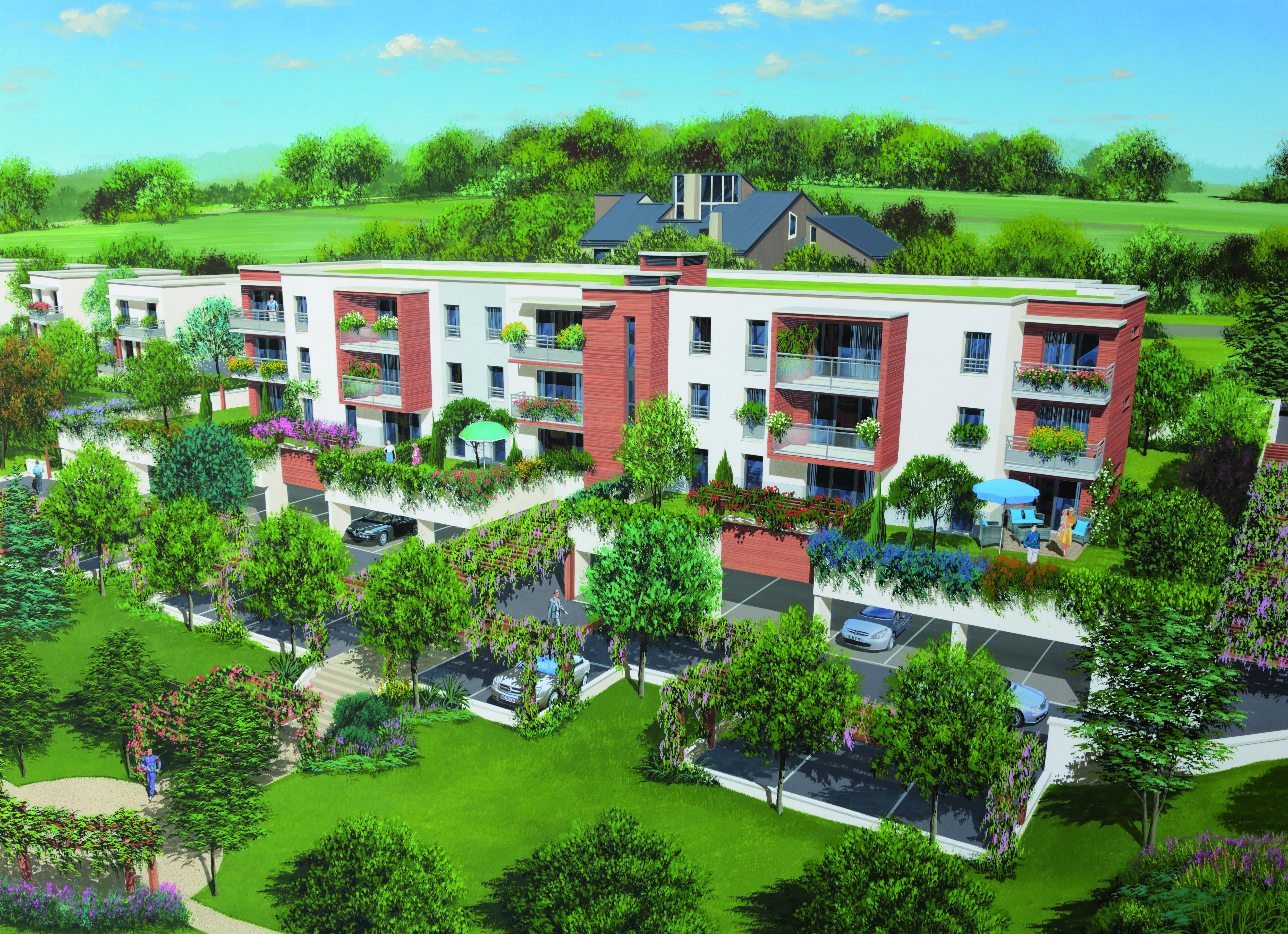 Programme Immobilier Les Hauts De Crcy  CrcyLaChapelle