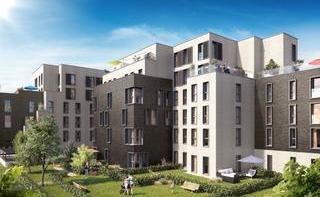 programme immobilier neuf pavillon du jardin des plantes 2 5 piceslille 59000 moulins - Jardin Des Plantes Lille