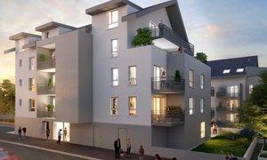 Nouvelle résidence à Cognin à 5 min de Chambéry (2à4pièces, 48à89m²) Cognin