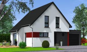 Maison neuve Largitzen