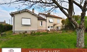 Maison 4pièces 107m² Saint-Aubin-du-Plain