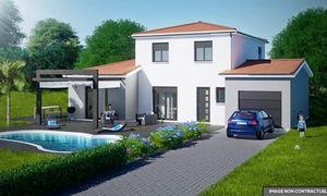Maison neuve 6pièces 128m² Genilac
